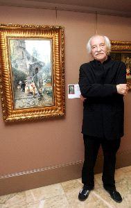 René Alphonse Van Den Berghe, ladrón de arte conocido como Erik el Belga