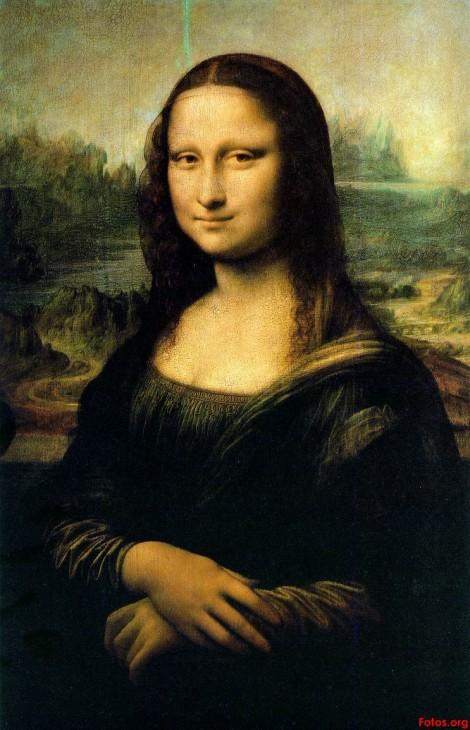 Leonardo. La Gioconda (1503-06). Musée du Louvre/A. Dequier-M. Bard
