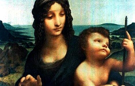 Leonardo. Madonna del Huso