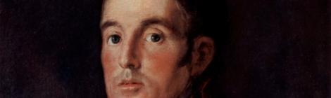 Goya. Retrato del Duque de Wellington (1812-1814)