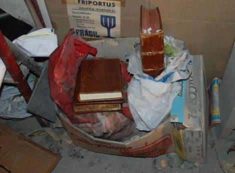 El Códice Calixtino fue encontrado en una bolsa de plástico en un garaje.