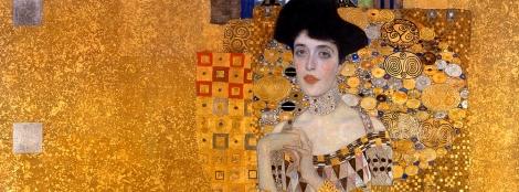 Klimt. Adele Bloch Bauer I (1907)