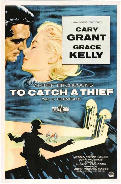 Cartel Atrapa a un ladron (Filmaffinity)