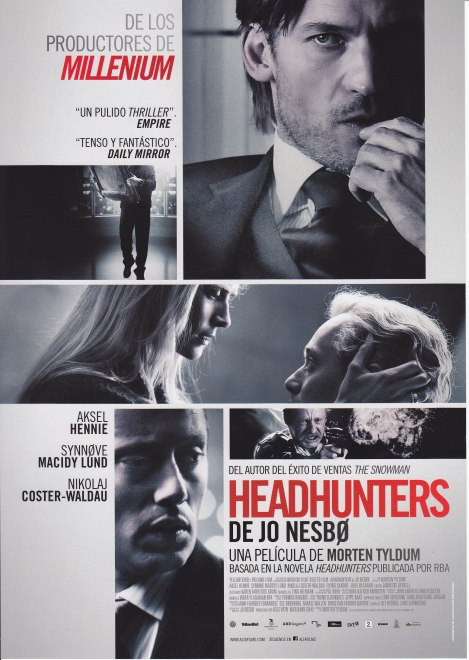 Cartel Headhunters (2011)