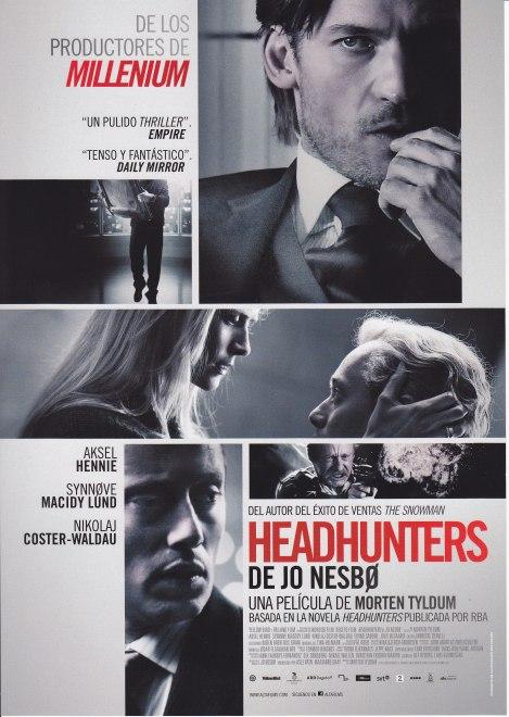 Cartel Headhunters (2011)