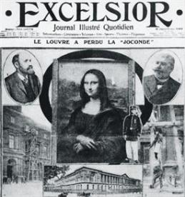 Portada del Excelsior. 23 de agosto de 1911