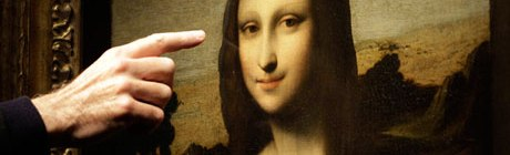 Leonardo. La Gioconda (1503-05).