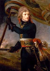 Antoine Jean Gros, Bonaparte en el puente de Arcole, 17 de noviembre de 1796 (1796).