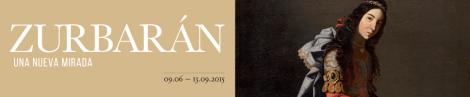 Francisco de Zurbarán, Santa Casilda ( c. 1630-1635) 171 x 107 cm © Museo Thyssen-Bornemisza, Madrid.