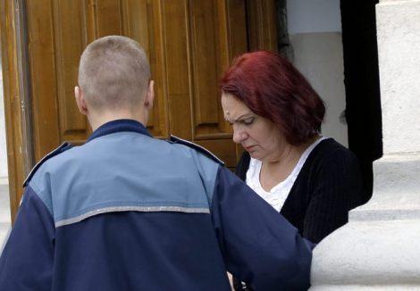 Olga Dogaru se retractó de sus declaraciones en las que aseguraba que había quemado las obras robadas. Foto: El Mundo.